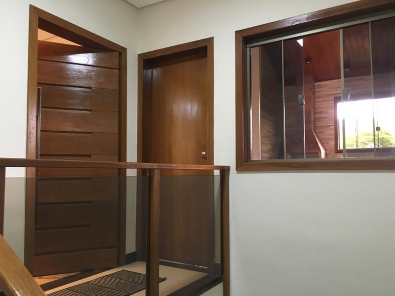 Portas da Entrada do Apartamento