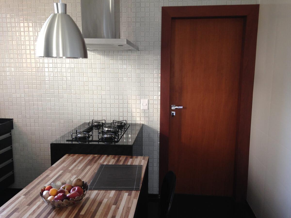 Porta Interna da Cozinha