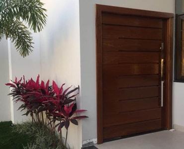 Porta Principal Modelo Dubai