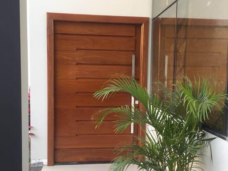 Carpintaria Rezende | Portfólio | Obra em Ouro Branco - MG