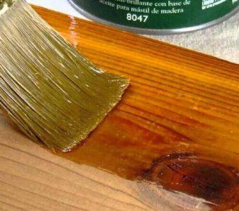 Qual verniz utilizar na madeira?