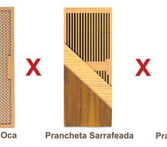Porta Prancheta: Qual a diferença entre a estrutura interna de uma Porta Prancheta?