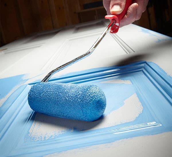Como Pintar Porta de Madeira?