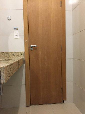 Porta Prancheta para Banheiro