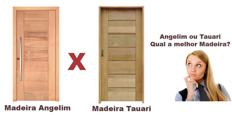 Angelim ou Tauari