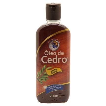 Óleo de Cedro