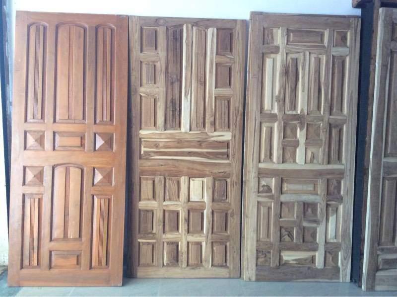 Portas de Madeira Teca