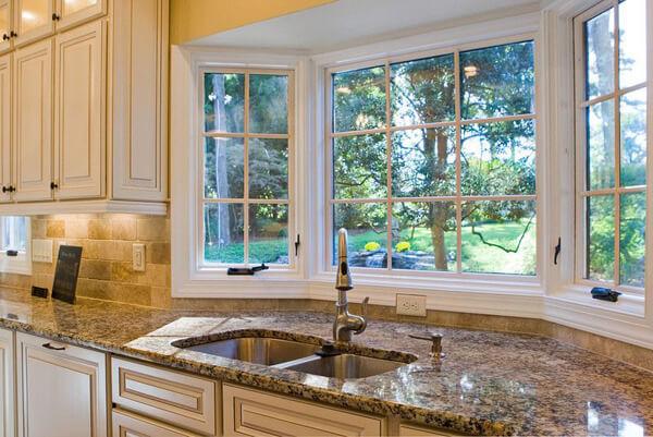 Janela Bay Window Cozinha