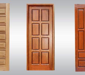 Conheça os Principais Modelos de Porta Almofadada!