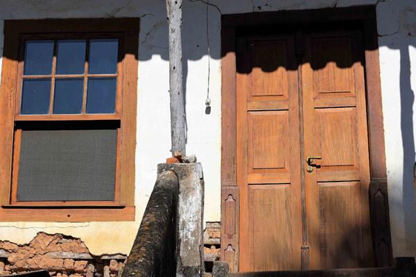 Porta Antiga de Fazenda
