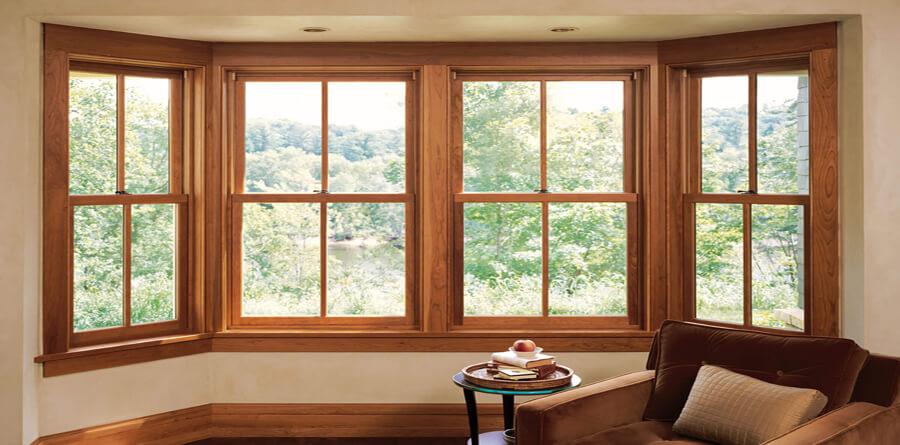 Janela Bay Window para Sala