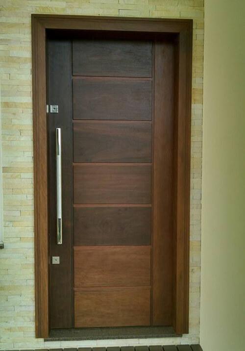 Porta Frisada de Itauba