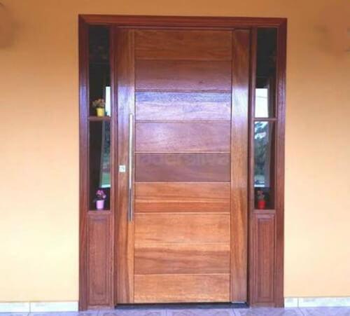 Porta de Madeira Jatobá