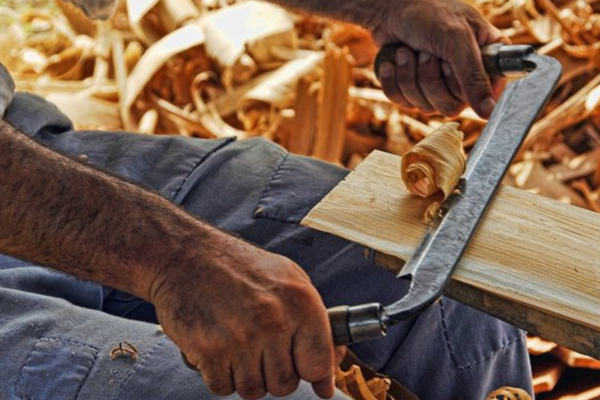 Aprenda o que é Carpintaria