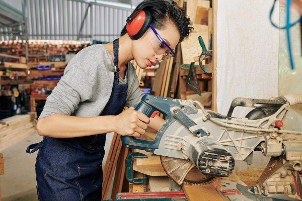 Atuação Carpinteiro