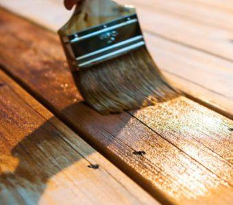 O que é stain para madeira?